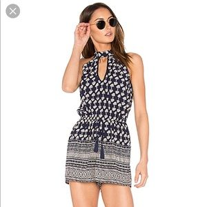 NWT Band of Gypsies Revolve Romper Small
